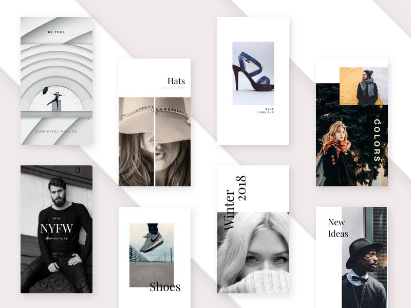 时尚购物电商APP UI界面设计 sketch素材下载 界面-第2张