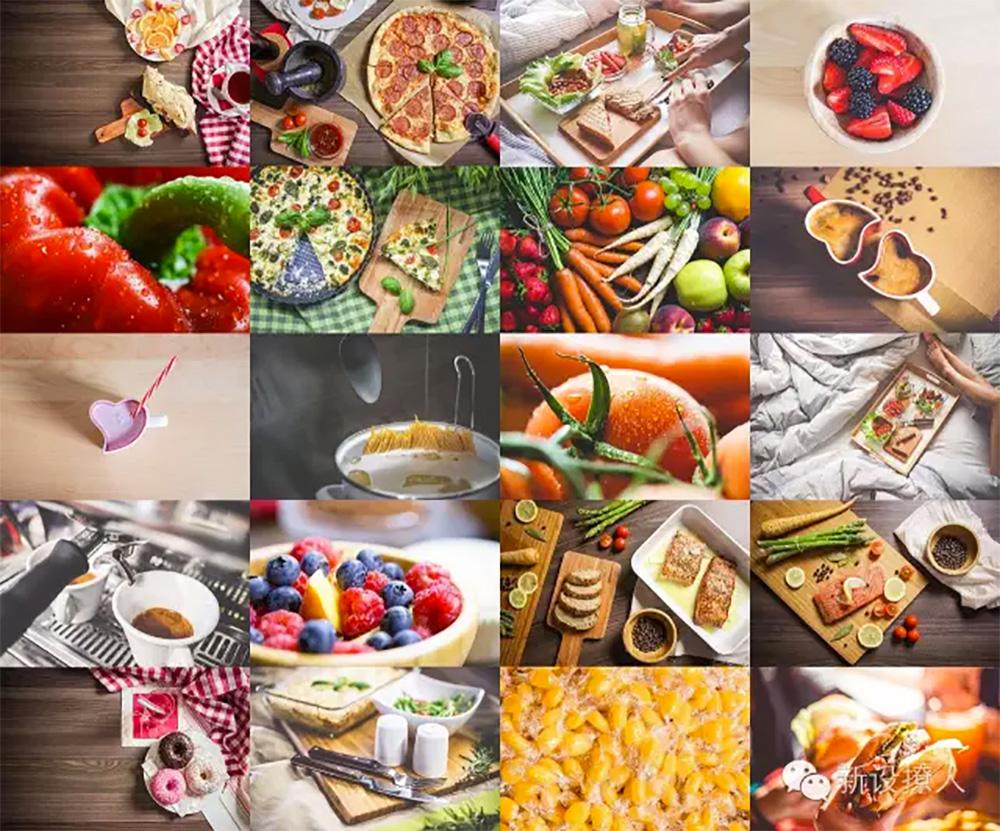 [素材包]20张高清食物背景图片素材 素材包-第2张