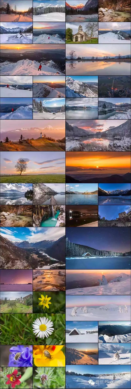 [素材包]50张风景如画的海外摄影素材大片 素材包-第1张