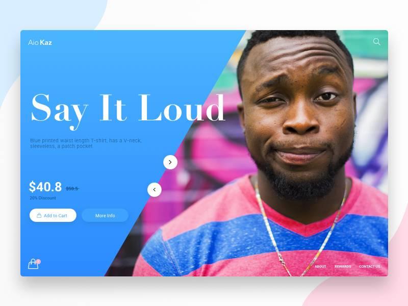 电商购物网站产品UI界面设计.sketch素材下载 网页模板-第1张
