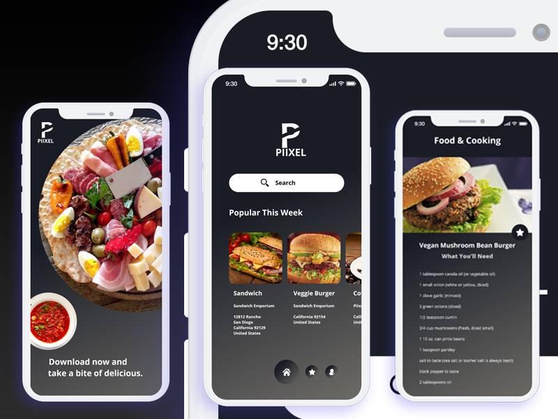 酒店app UI界面设计.xd素材下载 界面-第1张