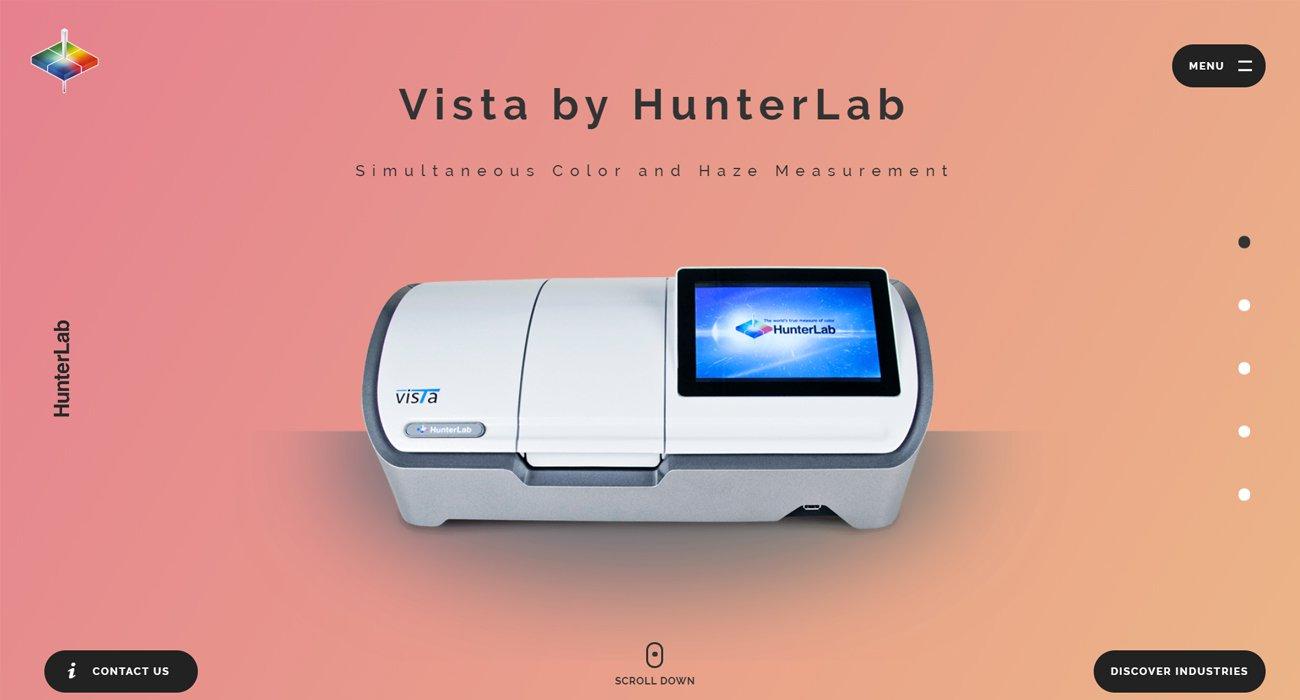 Hunter Lab 酷站欣赏-第1张