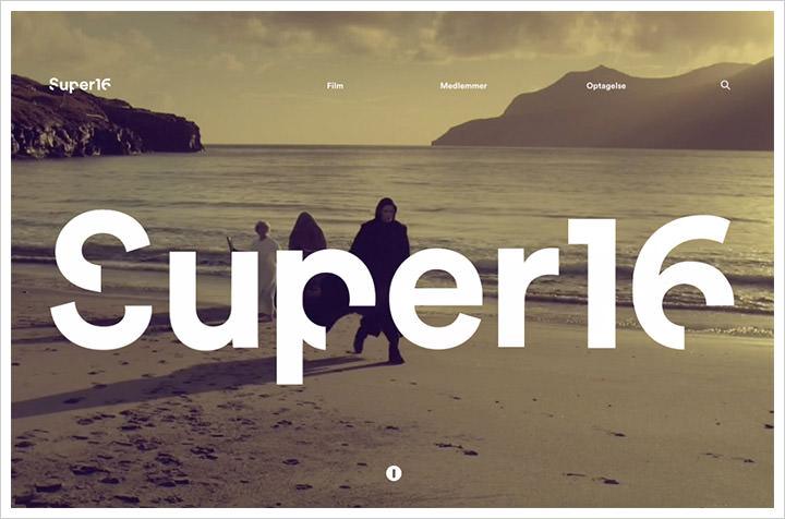 50个纯净极简风格网页设计 酷站欣赏-第48张