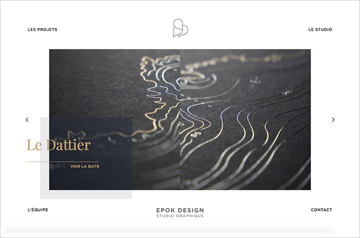 50个纯净极简风格网页设计 酷站欣赏-第2张