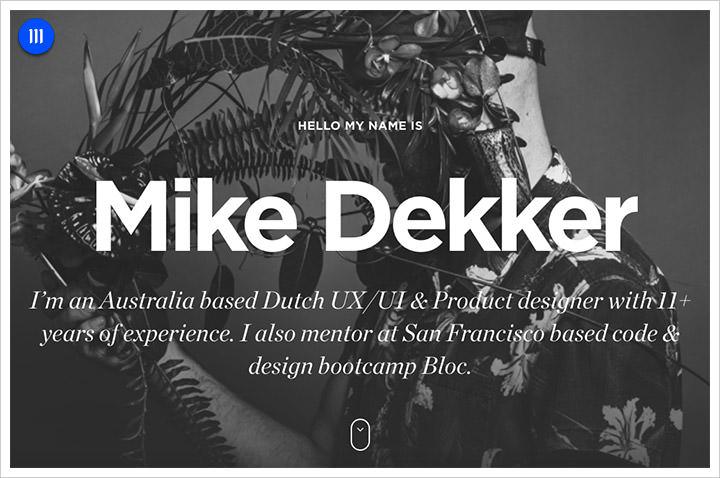 50个纯净极简风格网页设计 酷站欣赏-第44张