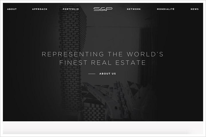 50个纯净极简风格网页设计 酷站欣赏-第11张
