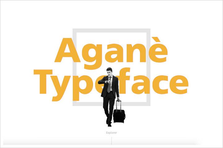50个纯净极简风格网页设计 酷站欣赏-第43张