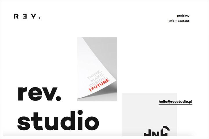 50个纯净极简风格网页设计 酷站欣赏-第16张