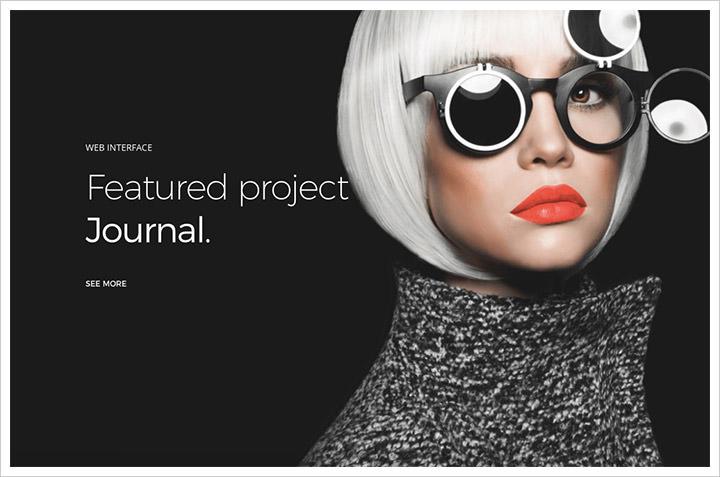 50个纯净极简风格网页设计 酷站欣赏-第27张