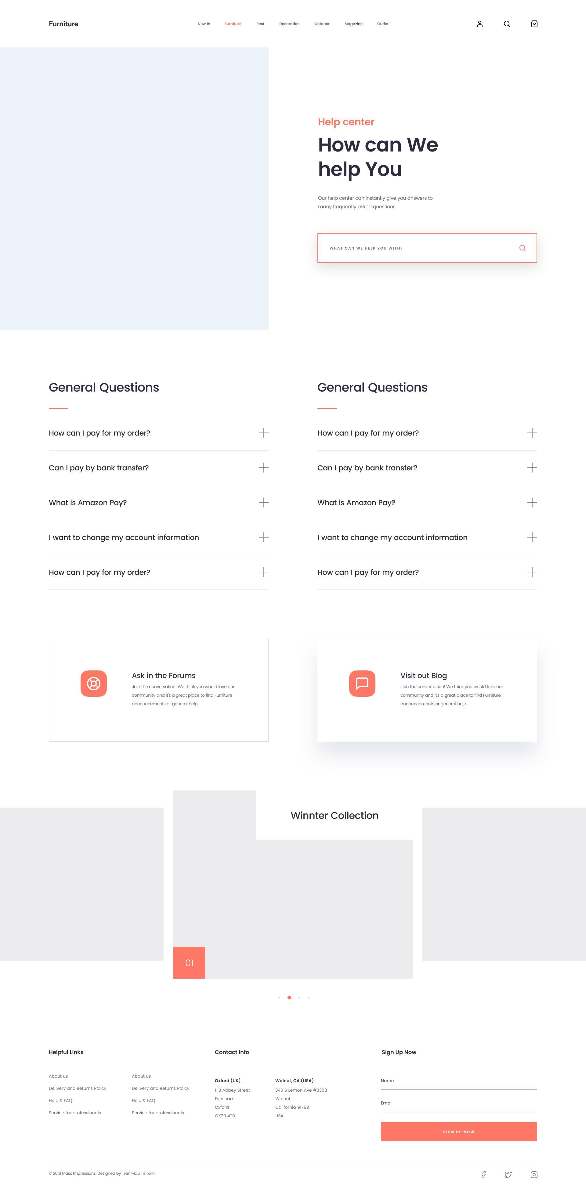 完整的家具网站页面模板.sketch素材下载 网页模板-第5张