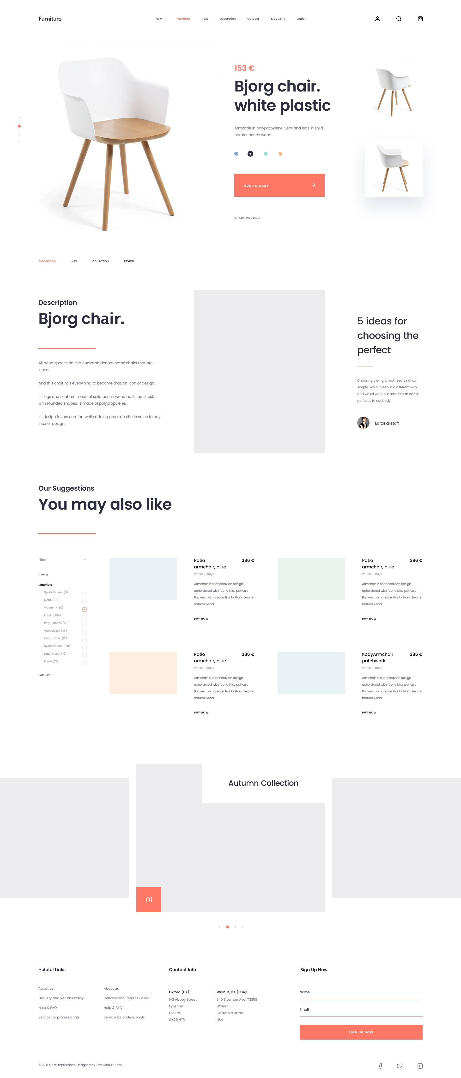 完整的家具网站页面模板.sketch素材下载 网页模板-第6张