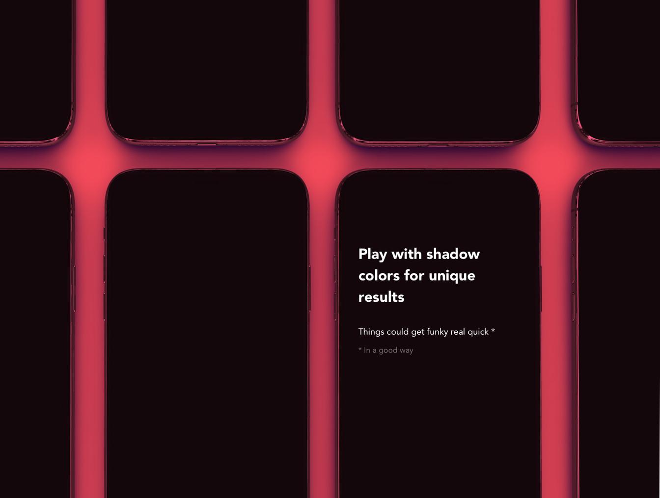 iPhone Xs 多种高素质mockup样机.PSD素材下载 样机素材-第1张