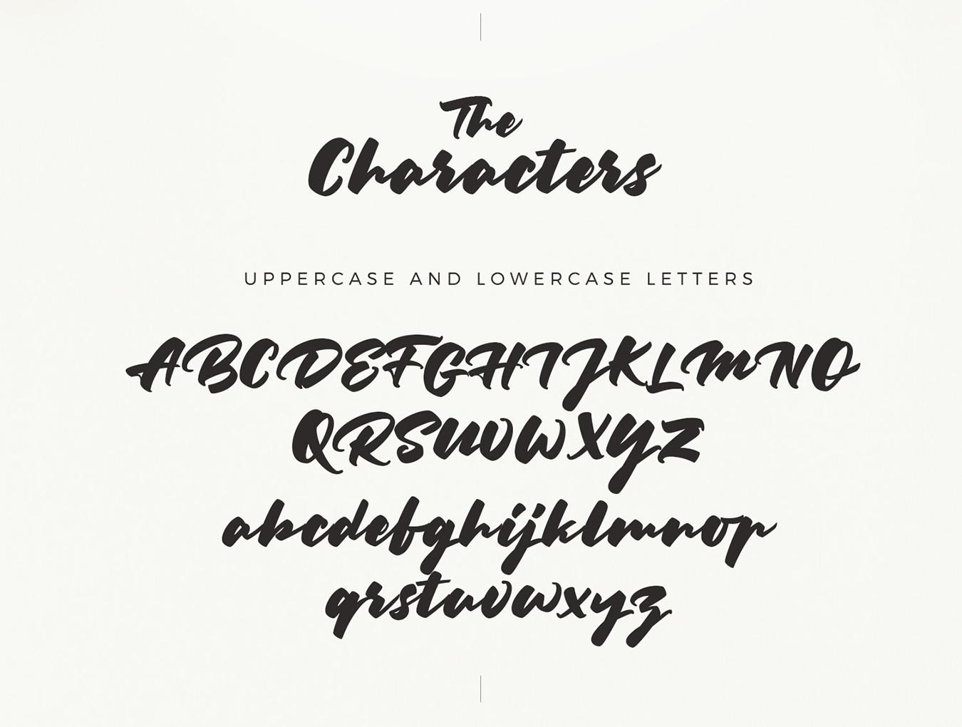 超级艺术的高端设计字体 其他-第7张