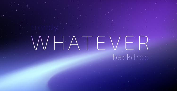 [素材包]抽象流光溢彩时尚蓝紫色渐变光晕极光背景源文件 素材包-第8张