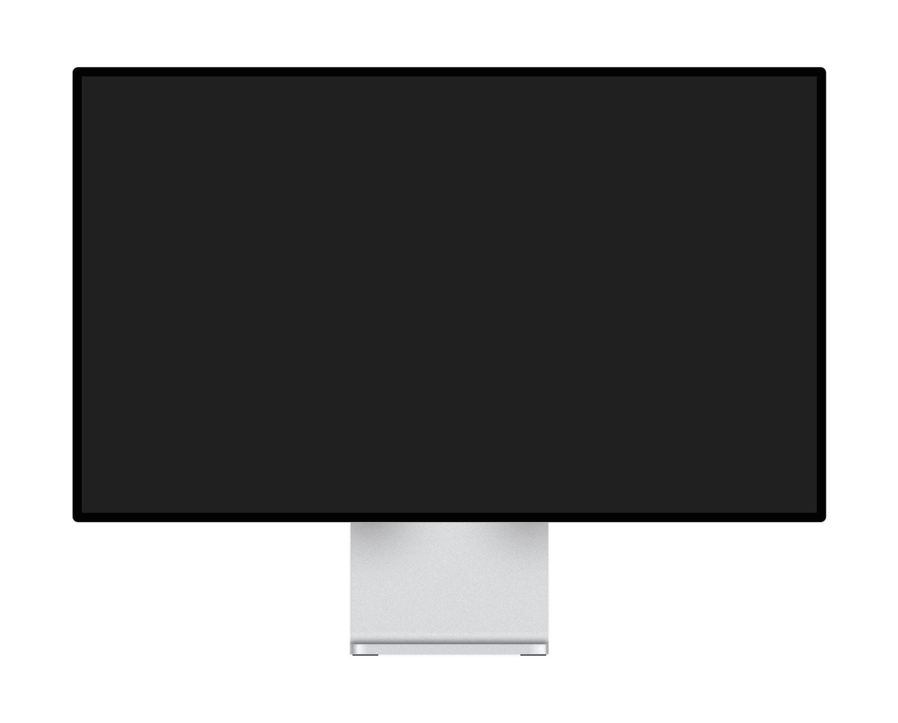 Apple Pro Display XDR 样机素材.sketch素材下载 样机素材-第1张