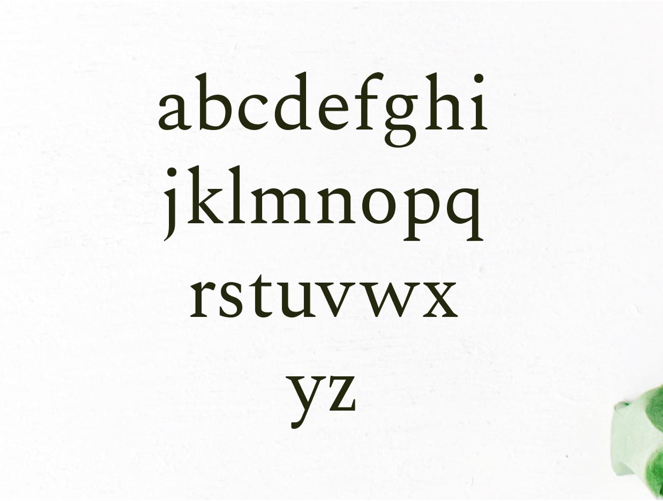 英文Ethan字体.font字体下载 其他-第3张
