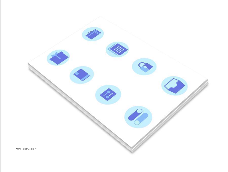 Xeric Flat Icon扁平图标集.AI素材下载 图标-第4张