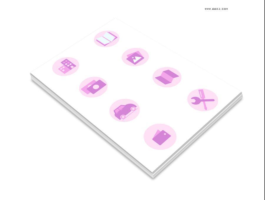 Xeric Flat Icon扁平图标集.AI素材下载 图标-第3张