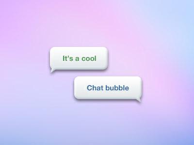 chatbubble