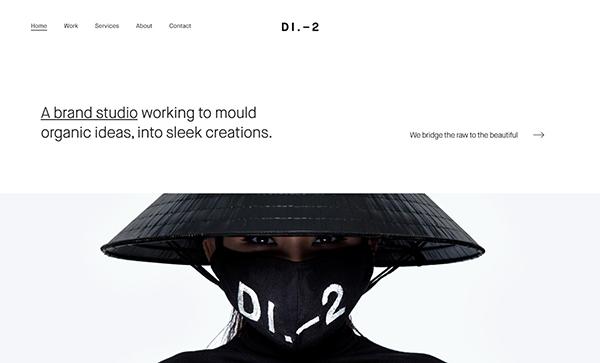 网页新趋势:50个国外精美网站设计