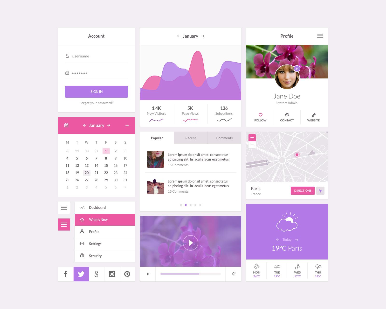 Orchid---Flat-UI-Kit