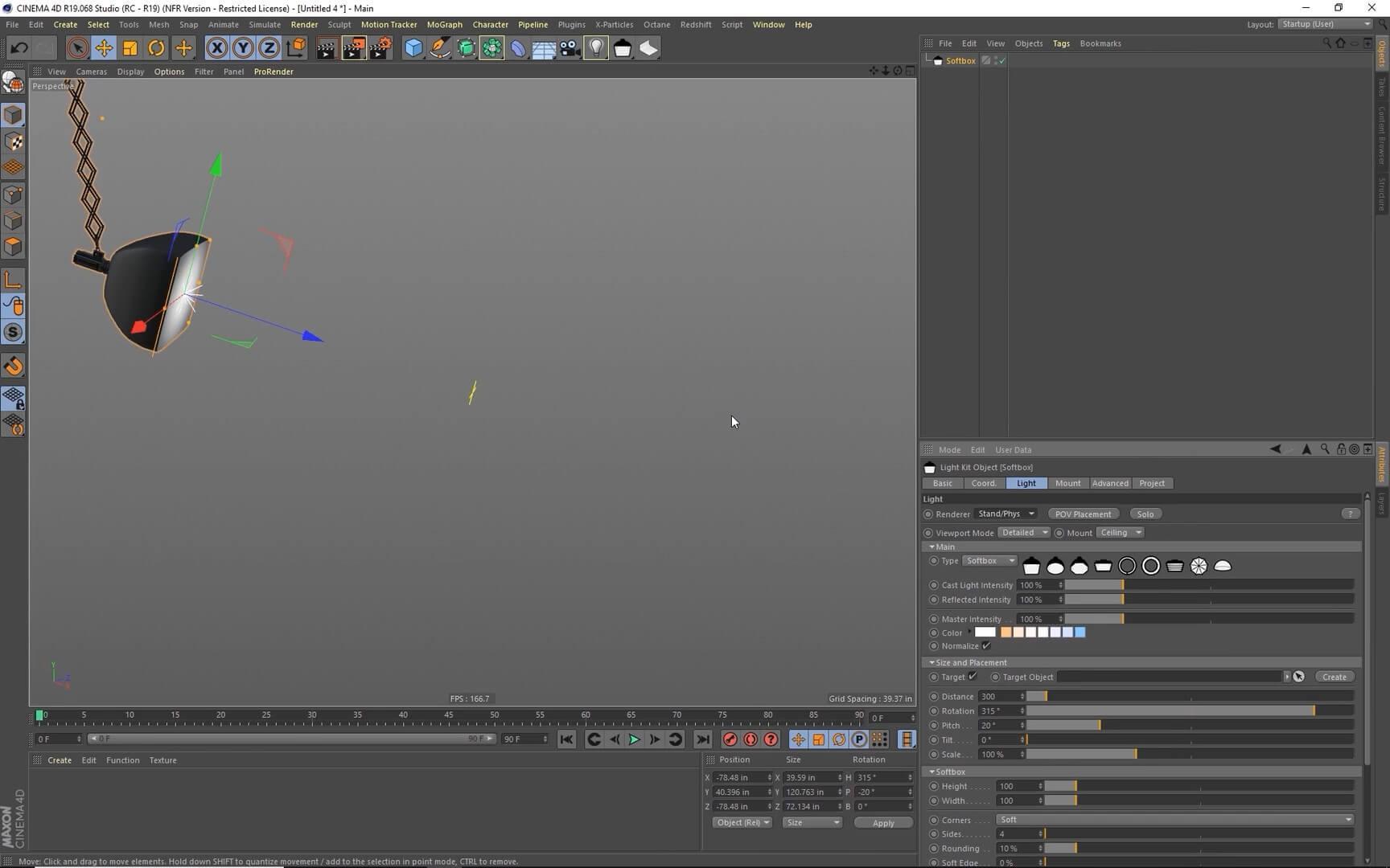 GSG C4D Light Kit Pro 培训教程插图(1)