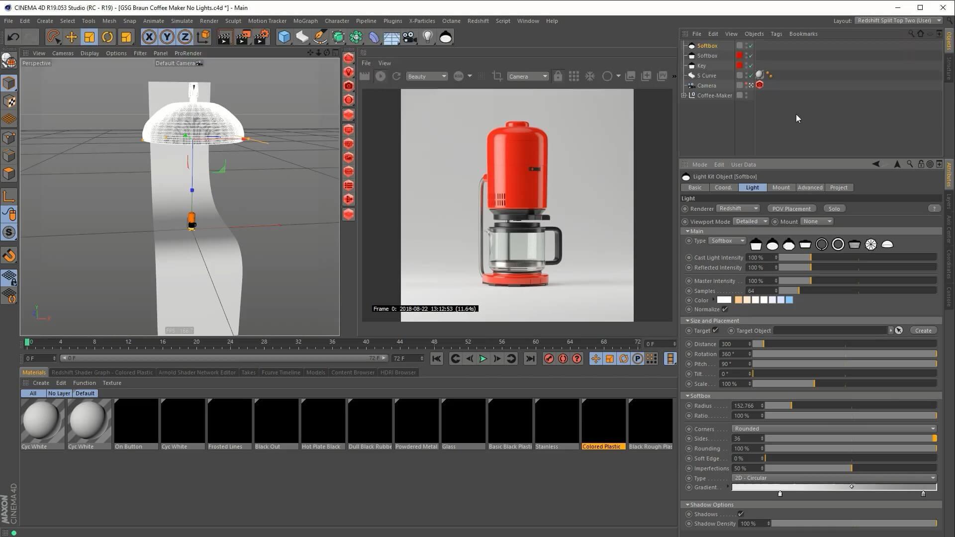 GSG C4D Light Kit Pro 培训教程插图(6)