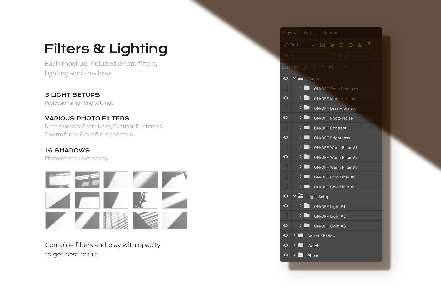 苹果系列设备多屏幕展示样机素材-正视图插图(2)