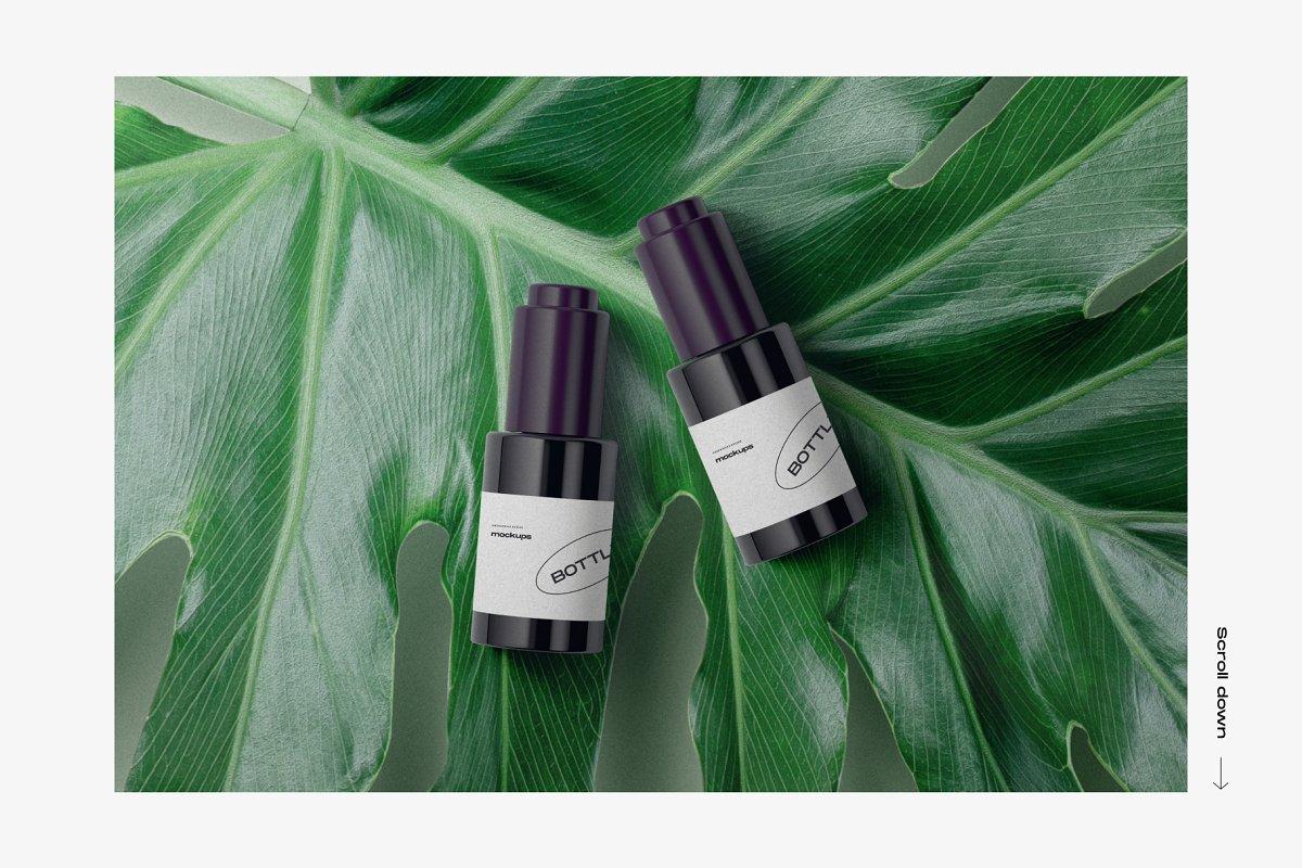 33GB+的护肤品美容产品品牌设计VI设计展示样机素材套装下载 [PSD]插图(6)