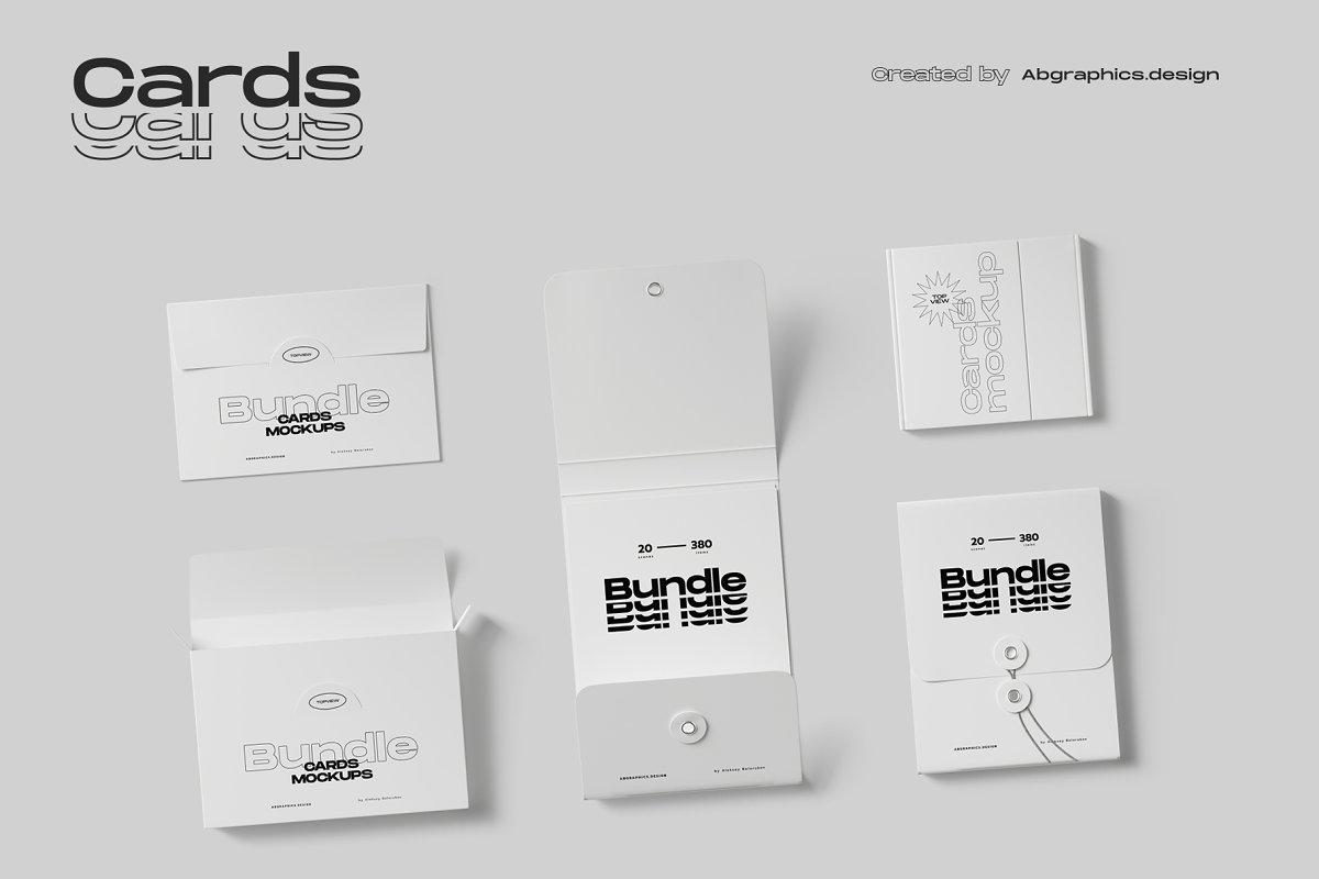 33GB+的护肤品美容产品品牌设计VI设计展示样机素材套装下载 [PSD]插图(11)
