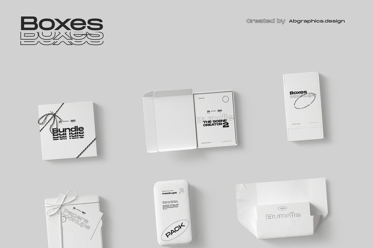 33GB+的护肤品美容产品品牌设计VI设计展示样机素材套装下载 [PSD]插图(20)