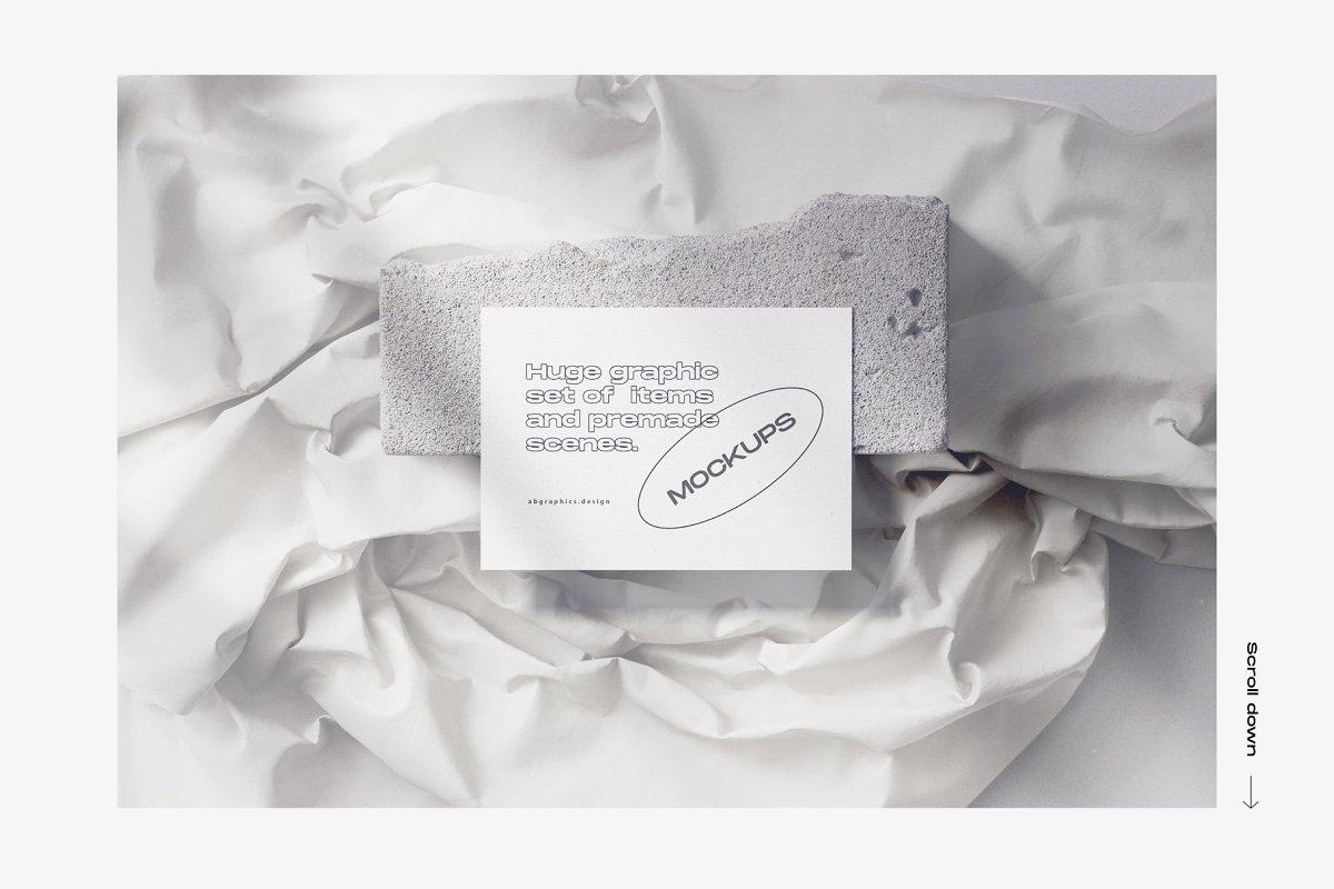33GB+的护肤品美容产品品牌设计VI设计展示样机素材套装下载 [PSD]插图(14)