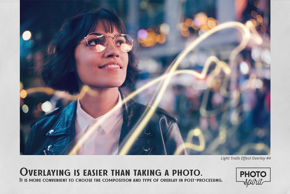 光线轨迹效果照片叠层JPG素材 (jpg)插图