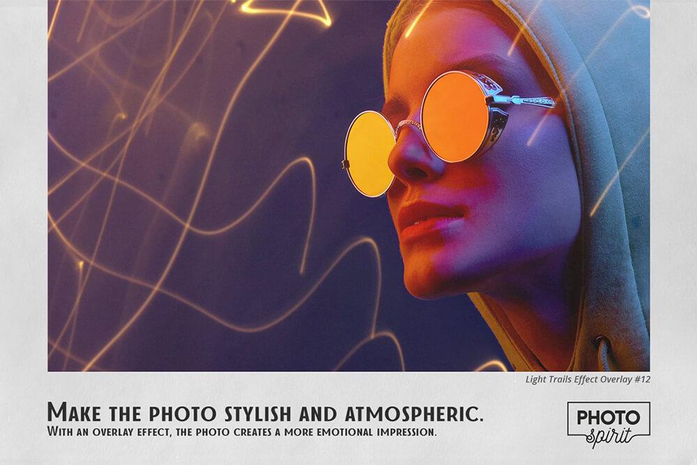 光线轨迹效果照片叠层JPG素材 (jpg)插图4