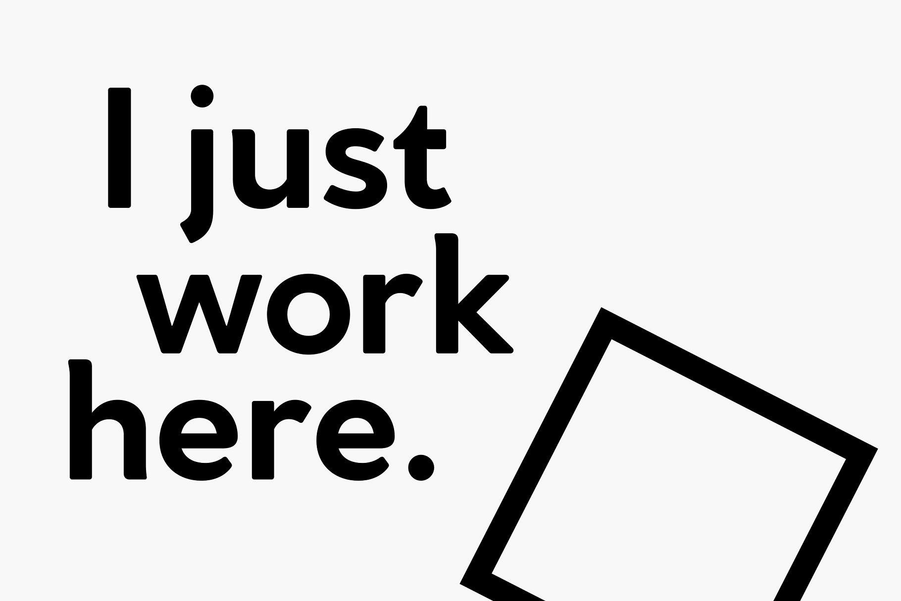 无衬线时尚字体 Venti CF sans serif font family插图5