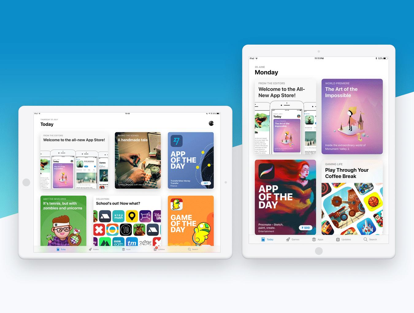 设计师必备的完美的UI设计作品展示模板套装[PSD,for iPhone X,iPhone 8,iPad等]插图3